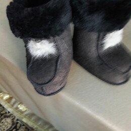 Обувь для малышей - сапожки-чуни детские, 0