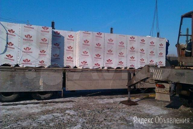 Газобетон Теплон по цене 5700₽ - Строительные блоки, фото 0
