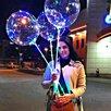 Красивые Светящиеся Бобо Шары  по цене 149₽ - Воздушные шары, фото 2