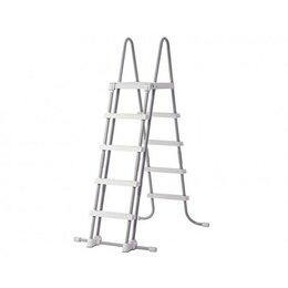 Лестницы и поручни - Лестница для бассейна 132 см Intex 28077, 0
