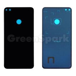 Корпусные детали - Задняя крышка для Huawei Honor 8 Lite (черный), 0