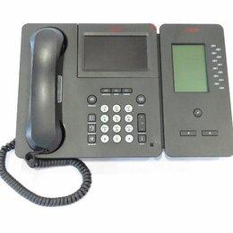VoIP-оборудование - IP Телефон AVAYA 9641G+Модуль BM12, 0