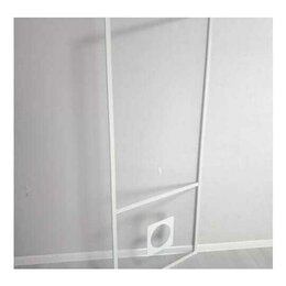 Аксессуары и запчасти - Вставка в окно для мобильного кондиционера, 0