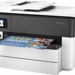 Принтеры, сканеры и МФУ - HP МФУ струйный HP Officejet Pro 7730 (Y0S19A) A3 Duplex Net WiFi USB RJ-45 б..., 0