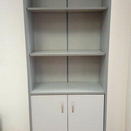 Шкафы для документов - Офисный шкаф с дверцами внизу, 0