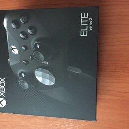 Рули, джойстики, геймпады - Microsoft xbox elite wireless controller series 2, 0