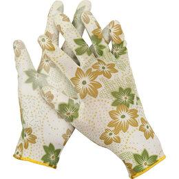 Шпалеры, опоры и держатели для растений - Садовые перчатки Grinda 11293-S, 0
