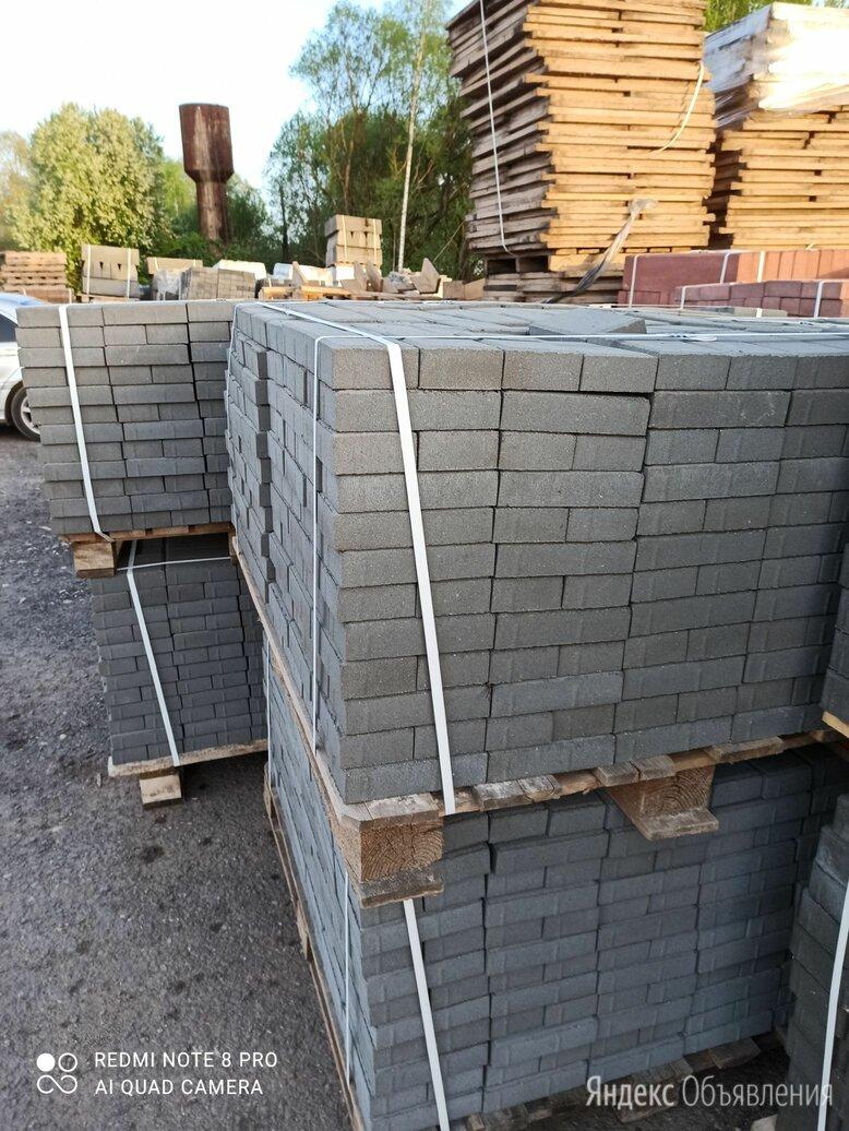 Тротуарная плитка по цене 350₽ - Тротуарная плитка, бордюр, фото 0