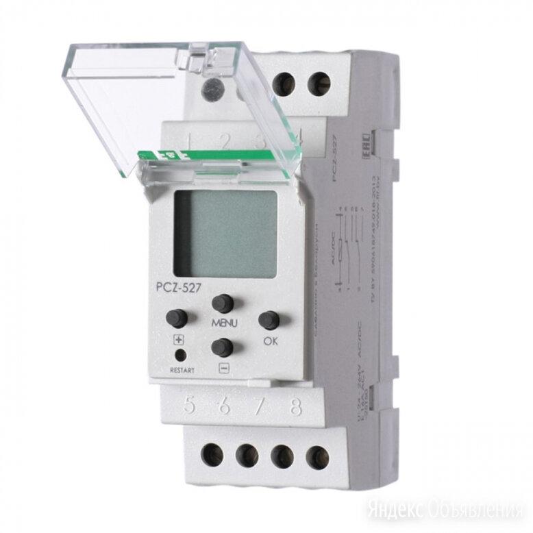 Астрономическое реле времени F&F PCZ-527 по цене 5119₽ - Аксессуары и запчасти, фото 0