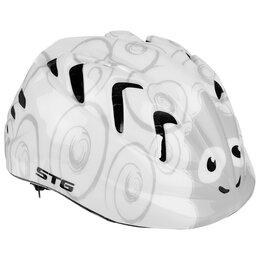 Шлемы - Шлем велосипедиста STG SHEEP, размер XS (44-48 см), 0