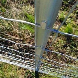 Шпалеры, опоры и держатели для растений - шпалера 2,3м / столб для винограда , 0
