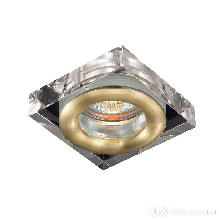 NOVOTECH 369882 AQUA по цене 2890₽ - Встраиваемые светильники, фото 0