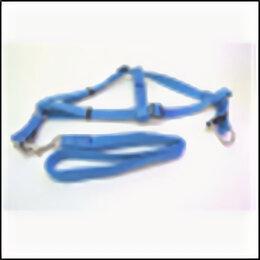 Шлейки  - Комплект 20мм 1,6м капрон отражающая шлейка быстросъемная , 0