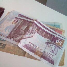 Банкноты - Египетские фунты, 0