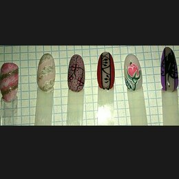 Наращивание ногтей - Маникюр и наращивание!, 0