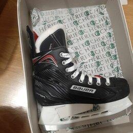 Коньки - Коньки хоккеные Bauer x300 , 0
