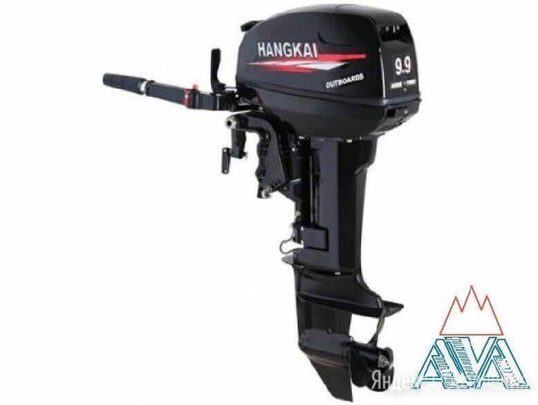Лодочный мотор HANGKAI M9.9(15) HP 2-х тактный от поставщика по цене 74000₽ - Двигатель и комплектующие , фото 0