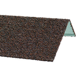Окна - Наличник оконный металлический HAUBERK Обожжённый 50*100*1250мм, 0