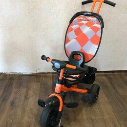 Трехколесные велосипеды - Трехколесный велосипед rich toys lexus trike, 0