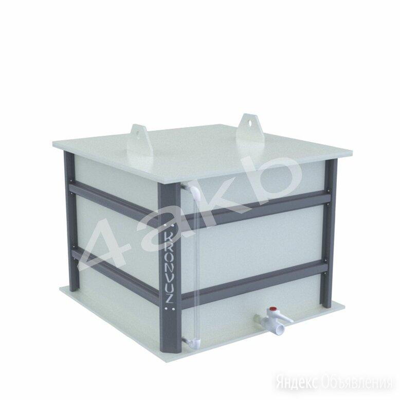 Емкости полипропиленовые для хранения дистиллированной воды 9268В-0000005 по цене не указана - Баки, фото 0