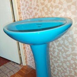 Раковины, пьедесталы - Продать умывальник с ванной, 0