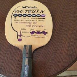 Ракетки - Основание для ракетки для настольного тенниса butterfly primorac, 0