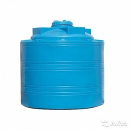 Бочки - Ёмкости для воды пластиковые 5000 литров в спб, 0