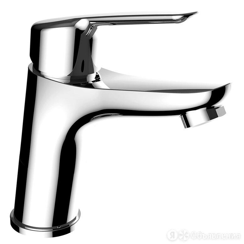Смеситель для раковины Clever Panam Evo Elegance 60539 (с донным клапаном) (х... по цене 8096₽ - Краны для воды, фото 0
