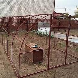 Теплицы и каркасы - Продам теплицы (теплицы) из сотового поликарбоната Парфино, 0