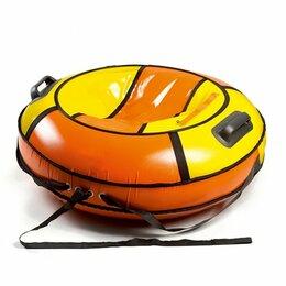 Тюбинги - Санки-ватрушка Комфорт 120 см с камерой, 0