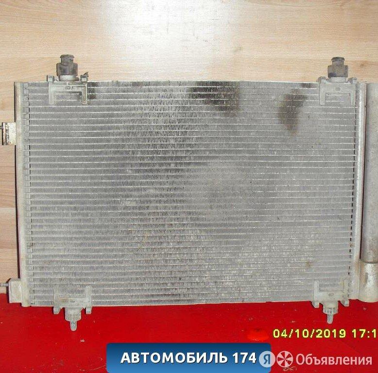 Радиатор кондиционера 6455CX Citroen C4 (LA) 2005-2011 С4 по цене 2000₽ - Отопление и кондиционирование , фото 0