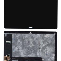 Чехлы для планшетов - Модуль (матрица + тачскрин) для Huawei MediaPad M5 Lite 10 черный, 0