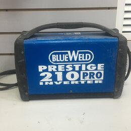 Сварочные аппараты - Сварочный аппарат BLUEWELD PRESTIGE 210, 0