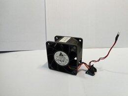 Кулеры и системы охлаждения - Вентилятор серверный DELTA FFC0612DE 60x60x38 DC 1, 0