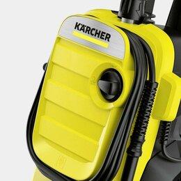 Мойки высокого давления - Мойка Karcher K4 Compact Basic Car, 0