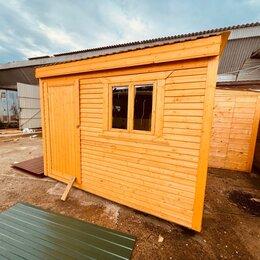 Готовые строения - Бытовка деревянная 3х2,3 , 0