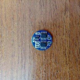 Аккумуляторы и зарядные устройства - Модули защиты Li-Ion аккумуляторов BMS, 0
