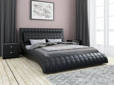 Кровать эко кожа по цене 57000₽ - Кровати, фото 0