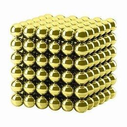Головоломки - Магнитный НеоКуб (золото), 0