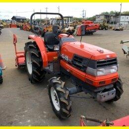 Мини-тракторы - Японский мини трактор Kubota Grendel GL-32, 0