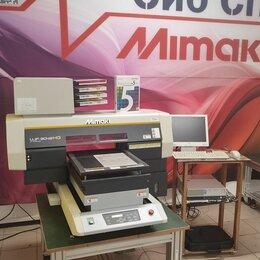 Полиграфическое оборудование - Уф-принтер mimaki ujf-3042 HG, 0