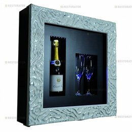Винные шкафы - Expo Винный стенд Expo QV12-N4451, 0