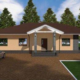 Готовые проекты, методики, технологии - Проект одноэтажного дома 202 м. кв., 0