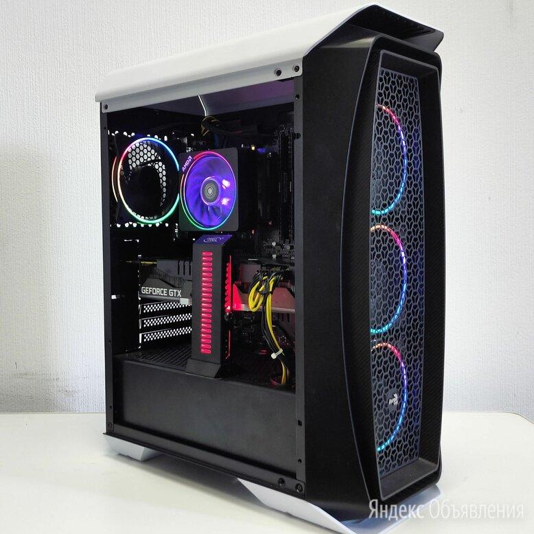 Игровой компьютер Ryzen 5 3600 + Gtx 1080ti по цене 87499₽ - Настольные компьютеры, фото 0