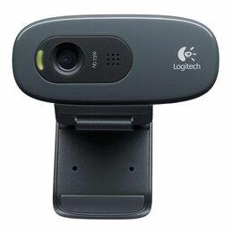 Веб-камеры - Web-камера logitech c270, black, 0
