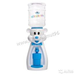 Продукты - Детский кулер Акваняня Мышка белая с голубым, 0