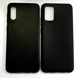 Чехлы - Чехол черный матовый Samsung A02/A02S, 0