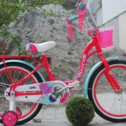 Трехколесные велосипеды - Велосипед детский Stels Jolly 14, 0
