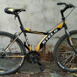 """Велосипеды - Велосипед *Стелс навигатор* - 26""""., 0"""