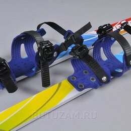 Беговые лыжи - Крепление для прогулочных лыж Универсальное, 0